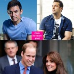5 ways how Shah Rukh Khan, Aamir Khan and Salman Khan can help Prince William and Kate Middleton with their 'Bollywood Darshan'!