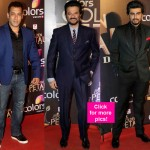 Golden Petal Awards 2016: Salman Khan, Arjun Kapoor, Anil Kapoor steal the show with style at the red carpet --view pics!