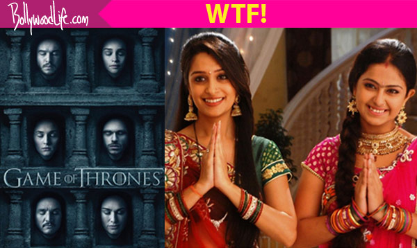 Game of thrones fans brace yourself sasural simar ka has made a game of thrones fans brace yourself sasural simar ka has made a spoof of the epic show watch video bollywoodlife solutioingenieria Gallery