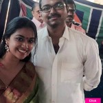 Vijay, Keerthy Suresh and Bharathan begin work for their next film with a special pooja!