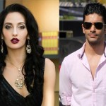 Bigg Boss 9 contestant Nora Fatehi in a relationship with Angad Bedi?