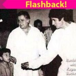 Amitabh Bachchan shared a cute picture of young Ranbir Kapoor which will definitely make your day!