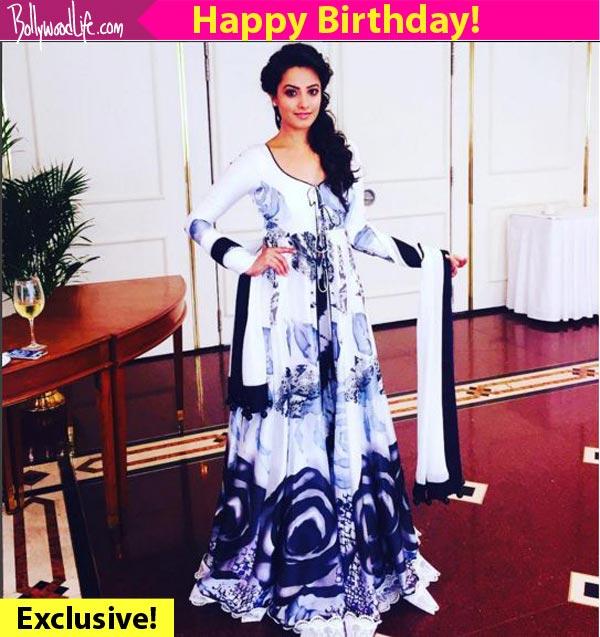 Yeh Hai Mohabbatein's Anita Hassanandani aka Shagun REVEALS her birthday plans!