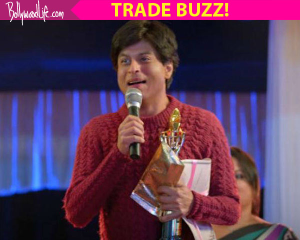 Shah Rukh Khan's Fan has nothing to worry about except for Mowgli perhaps, trade experts