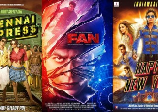 Happy New Year, Chennai Express, Dilwale, Fan - Top 5 Shah Rukh Khan films that opened to BIG numbers!