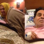 First pictures of Dilip Kumar recovering at Lilavati Hospital CALMED our tense nerves!