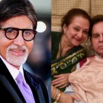 Amitabh Bachchan speaks up about Dilip Kumar's health!
