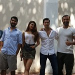 John Abraham, Varun Dhawan, Jacqueline Fernandez wrap up Dishoom's last schedule in Mumbai–view HQ pics!