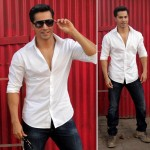 Varun Dhawan looks dashing in BORROWED sunnies --view pics!