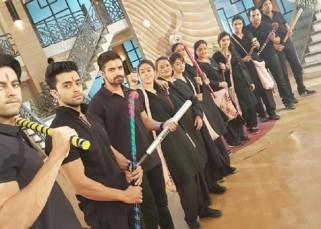Saath Nibhana Saathiya: The entire cast to be dressed in black!