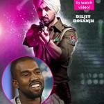 Udta Punjab actor Diljit Dosanjh's request for Kim Kardashian's husband will make you go ROTFL - watch video!