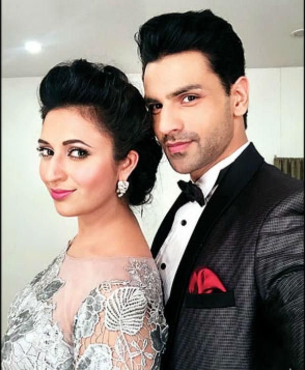 Yeh Hai Mohabbatein actors' Divyanka Tripathi and Vivek ...