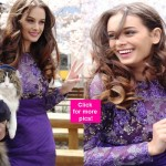 Evelyn Sharma poses for calendar shoot with Miss World Japan Chika Nakagawa –view HQ pics!