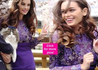Evelyn Sharma poses for calendar shoot with Miss World Japan Chika Nakagawa –view HQ pics!
