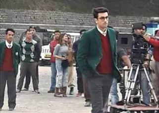 Ranbir Kapoor's back to school look for Jagga Jasoos will leave you nostalgic–view pic!