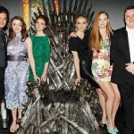 Daenerys, Sansa, Cersei, Jon from Game Of Thrones are just as CRAZY off the sets! Here's proof!