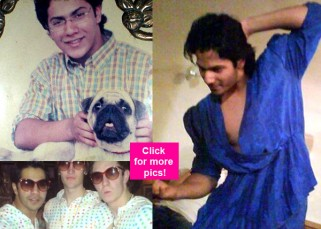 Varun Dhawan birthday special: 8 pictures that prove he was always this CUTE!