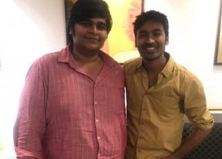 Dhanush teams up with Jigarthanda director Karthik Subbaraj for the first time!