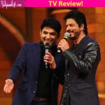 The Kapil Sharma Show: Shah Rukh Khan's wit and Sunil Grover's Jabra performance steal the show!