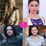 This is what Emilia Clarke, Lena Headey, Jon Snow, Sophie Turner of Game of Thrones fame ACTUALLY look like!