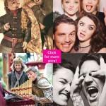 These GOOFY pictures of Game Of Thrones stars Lena Headey, Emilia Clarke, Sophie Turner, Nikolaj Coster-Waldau will make you go ROFL!