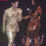 When Prince DISSED Kim Kardashian West on stage - watch video!