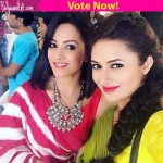 Divyanka Tripathi's Waheeda Rehman inspired look or Anita Hasnandani's sober classy look: Which dazzled you the most?