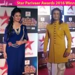 Star Parivaar Awards 2016: Yeh Hai Mohabbatein, Divyanka Tripathi, Karan Patel, Anita Hassanandani win BIG!