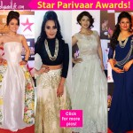 Devoleena Bhattacharjee, Ashish Sharma, Ruhanika Dhawan and others jazz up the red carpet - View HQ pics!