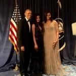 Priyanka Chopra found US President Barack Obama to be very funny and charming!