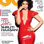 Shruti Haasan is redefining RED HOT on this magazine cover!