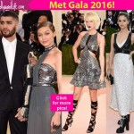 Met Gala 2016: Selena Gomez, Taylor Swift, Zayn Malik, Kendall Jenner go TECHNO as they slay the red carpet!