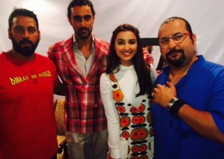 Parineeti Chopra hangs out with the HUNGRIEST people Rocky and Mayur in Delhi –view pic!