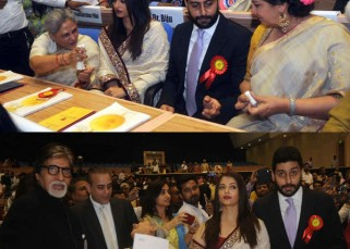 7 expressions of Jaya Bachchan at the National Film Awards ceremony that you SHOULDN'T MISS!
