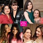 Mother's Day special: It seems mothers are the go-to person for even Deepika Padukone, Priyanka Chopra, Alia Bhatt, Bipasha Basu!