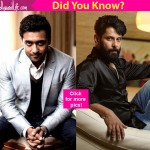 5 startling similarities between Suriya and Vikram that you didn't know of!