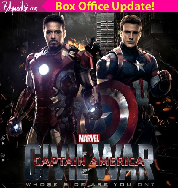 tony stark office. Captain America \u2013 Civil War Box Office Collection: Steve Rogers And Tony Stark\u0027s WAR Grosses Stark