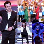 India's Got Talent season 7: Emraan Hashmi romances Kirron Kher and Bharti Singh on the same platform whilst promoting Azhar!