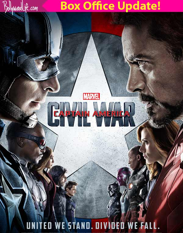 tony stark office. Captain America \u2013 Civil War Box Office Collection: Steve Rogers And Tony Stark\u0027s Film Earns Stark O