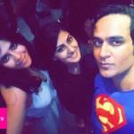 Rithvik Dhanjani, Kamya Punjabi, Sara Khan and others grace Vikas Gupta's superhero themed birthday party – view pics!