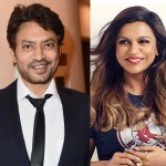 Mindy Kaling wants to work with Irrfan Khan ASAP!