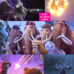 Ice Age: Collision Course trailer - This part is like a reunion of all the characters of the previous films of the franchise!