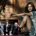 Shruti Haasan turns rockstar as she teams up with British rock band Dinosaur Pile Up!