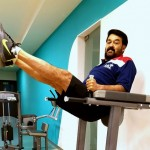 This gym pic of Mohanlal proves that he can defy gravity!
