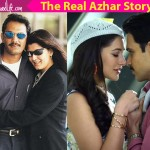 Before watching Emraan Hashmi romance Nargis Fakhri on Friday, here's what you should know about the real Azhar and Sangeeta Bijlani love story!