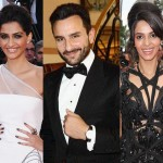When Sonam Kapoor, Mallika Sherawat and Saif Ali Khan went UNNOTICED by the International media at the Cannes Film Festival!