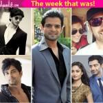 Siddhant Karnick, Karan Patel, Pawan Shankar, Dahleez, Swaragini – Here is a look at TV's newsmakers!
