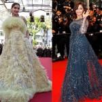 Congratulations Aishwarya Rai Bachchan, Sonam Kapoor has been trolled more than you at Cannes!