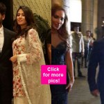 Salman Khan-Iulia Vantur, Shahid Kapoor-Mira Rajput SHINE BRIGHT at Preity Zinta's wedding reception - view pics!