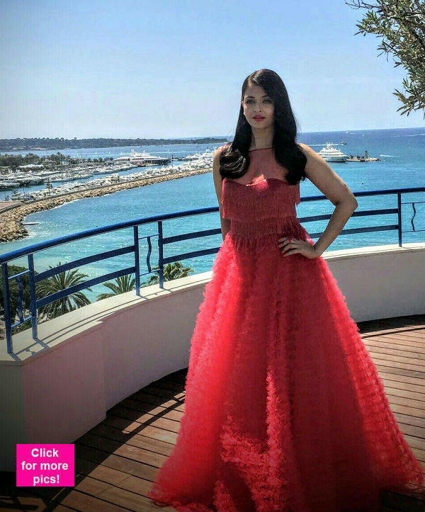 How To Pull Off The Most Glamorous Pink: Cannes Film Festival 2016: Aishwarya Rai Bachchan Looks